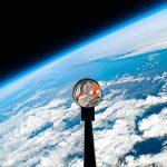 Royal Mint sends 'Starman' silver coin into space!