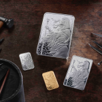 Royal Mint Launch New Range of Gold and Silver Bars 'Great Engravers' Bullion Bar Series