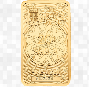 Royal Mint's Celebration of Diversity Continues with Launch of Lakshmi Gold Bar
